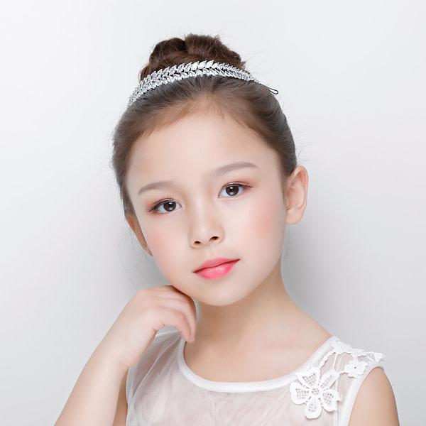 Flower Girl Tiara Headpiece