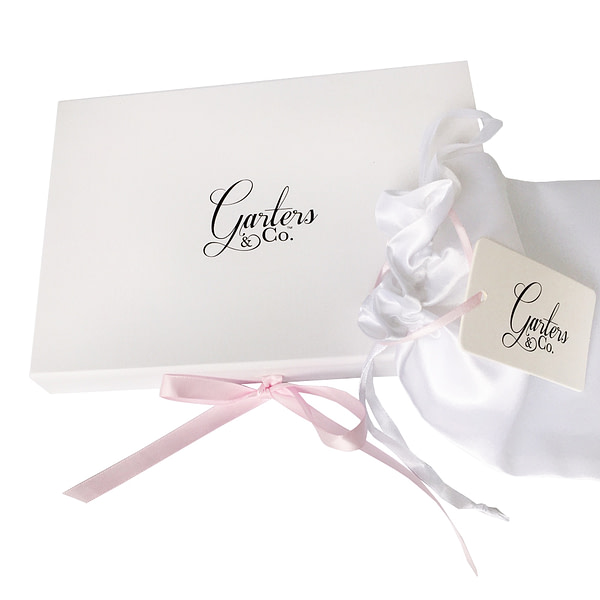 Garters & Co's Luxe Packaging
