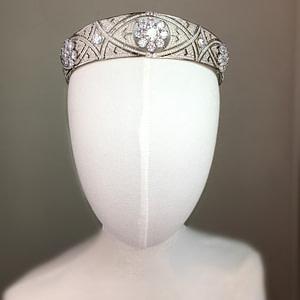 Wedding Tiara worn by Meghan Markle
